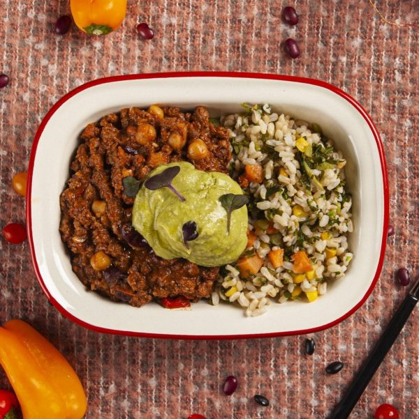 Chilli con carne Weight Loss meal