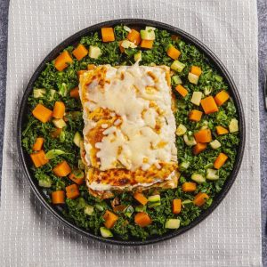 Chicken and Ricotta Lasagna with Zucchini weight loss meal